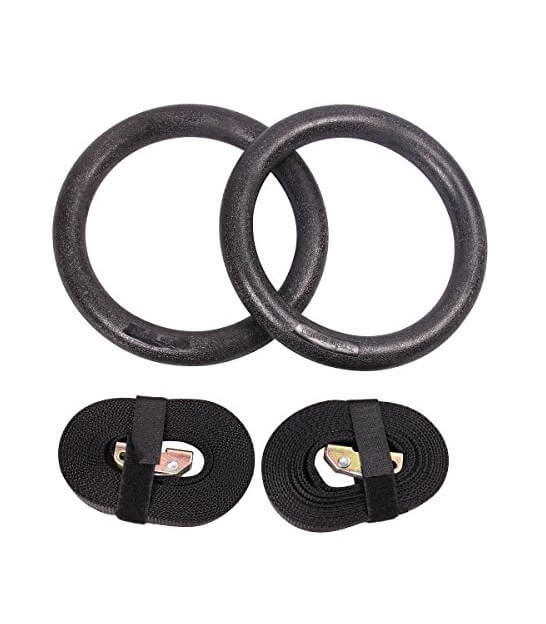 Gymnastic Ring Set Made Of Abs