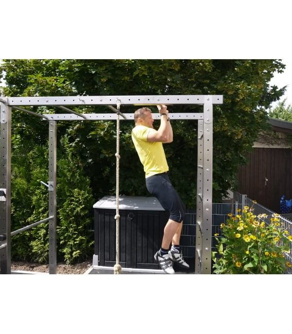 Crossfit-Station TOLYMP und Langhantel-Training