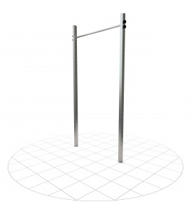 300 cm Pull-up bar Starterhorn
