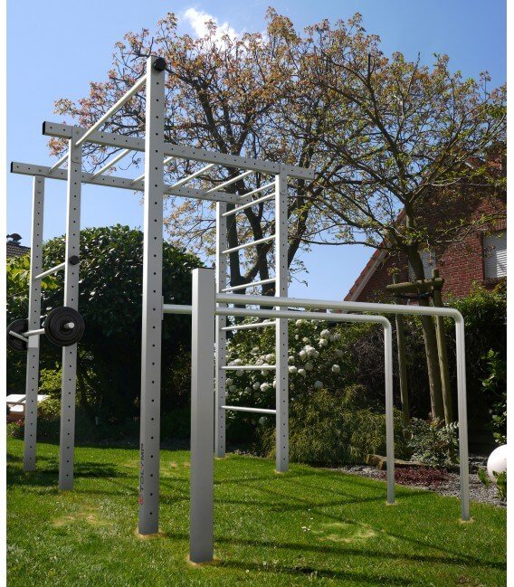 TOLYMP Cross Outdoor-Gym