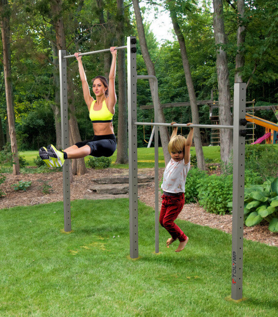 Double Pull-up barre Zugschwitze