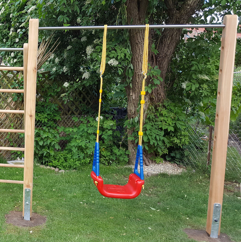 Can The Bar Also Be Used To Attach A Swing